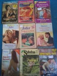 Livros Romance de Banca de Revista