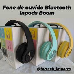 Fone bluetooth inpods boom Headphone