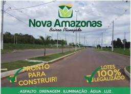 LOTES AMAZÔNIA 1e2  LOTES 10X20