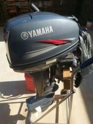Vendo motor de popa Yamaha!