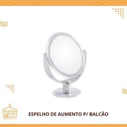 Espelho de aumento p/ Balcão