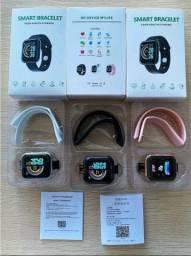 Vendo relógio inteligente D20 novo na caixa
