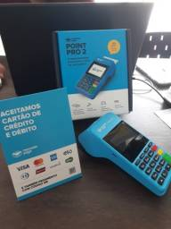 Ponit Pro2 - Mercado pago ( Imprimi Comprovante)