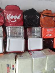 Bag com isopor entregamos via motoboy ou Sedex
