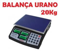 Balança Urano 20kg / Nova / 01 Ano Garantia de Fábrica e Nota Fiscal F. 98876.3162