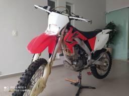 Título do anúncio: CRF 250X 2009