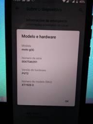 Smartphone Moto G6 32gb Preto Octa-Core 3Gb Ram Tela 5,7 usado