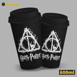 Copo personalizado Harry Potter