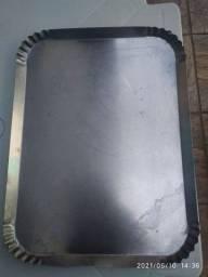 Forma de balcão de inox