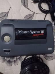 Master system 3 com Alex Kidd na memória