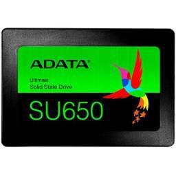 """HD Ssd Adata 120GB 2,5"""" SATA 3 - ASU650SS-120GT-R"""