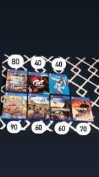 Título do anúncio: Ps4 (jogos).