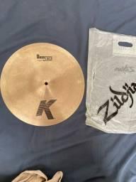 Prato Zildjian K Dark Crash Thin 15