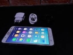 """Samsung Galaxy J7 BRANCO - (NOVÍSSIMO)  """"NÃO FAÇO TROCAS"""""""