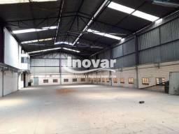 Título do anúncio: Galpão para locação com aproximadamente 2.000 m2 + 500 m2 de pátio, px Av. Antônio Carlos