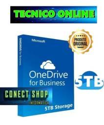 OneDrive 5TB em nuvem
