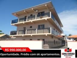 Título do anúncio: Prédio com 06 apartamentos no litoral.