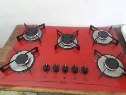 Fogão elétrico D&D metal novo nunca usado