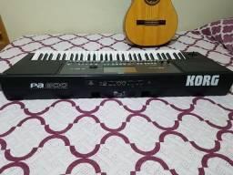 Teclado musical korg Pa600