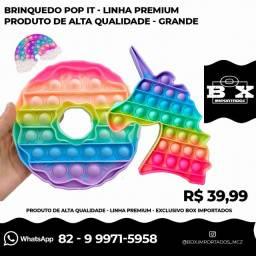 Brinquedo Pop It - Qualidade