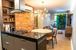 Belíssimo apartamento 2 Suites Mobiliado!