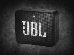 Caixa Jbl Go 2 Preta Original Soundbox Bluetooth Portátil Acústica Resistente Água Jbl Jbl