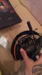 Headset Gamer 5 em 1