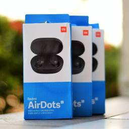 AirDots S - Novo, original e com nota fiscal