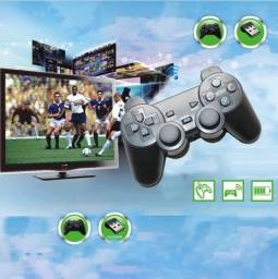 Título do anúncio: Controle Sem Fio Wireless PlayStation 2 PC Notebook Tv Box Smartphone