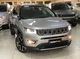 Jeep Compass Limited 2.0! Pacote Especial! 12 Mil KM! Único Dono! Até 100 % Financiado