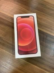 Título do anúncio: iPhone 12 64GB Red - Novo