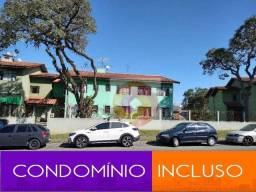 Kitnet com 1 dormitório para alugar, 28 m² por R$ 750/mês (CONDOMÍNIO INCLUSO) - Orleans -