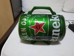 Caixa de som Heineken