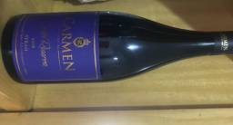 Vinho Carmen gran reserva Syrah