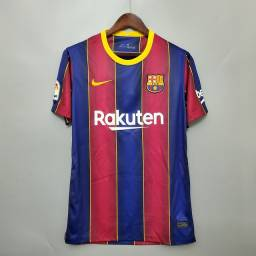 Camisa Barcelona 21-22 tam G