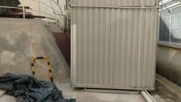 Container Sanitário 6,00m chapa galvanizada