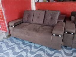 Jogo de sofá disponível