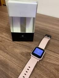 Relógio Smartwatch Xiaomi Amazfit Bip A1915 Rosa em perfeito estado