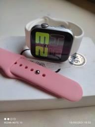 Smartwatch x6 + pulseira brinde