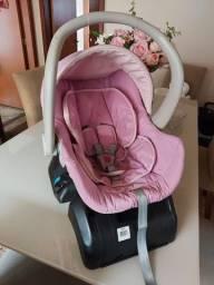 Título do anúncio: Bebê conforto galzerano com base