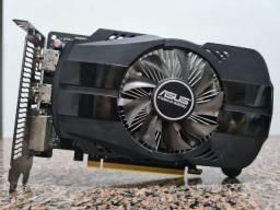 Placa de vídeo Asus GTX 1050 2GB - TOP!