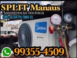 Instalação de SPLIT instalação de SPLIT instalação de SPLIT Manaus