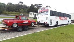 Ônibus Motorhome Scania BR116 - 1983