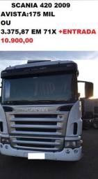 Scania 420 - 2009