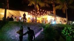 Iluminação para festa casamento e aniversário