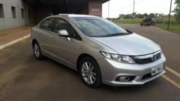 Civic 1.8 XLS flex ano 2012 - 2012
