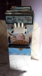 Maquina de sorvete aceita troca