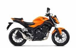 Honda Cb 500F ABS 2019 0KM - 2019
