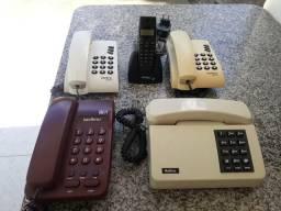 Vende se telefones fixos