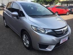 Fit LX 1.5 Automático 44000km única dona - 2015